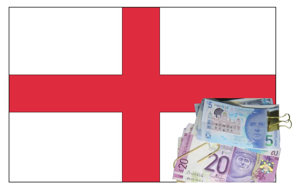 Can I Use Scottish Money in England?