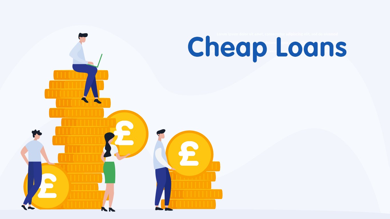 Cheap Loans - Find the Best Rate Loan from £100